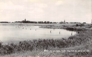Ansichtkaart Monnickendam Waar nu uw huis staat, zag het er eens zo uit 1971 HC2701