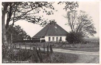 Ansichtkaart Texel Boerderij De Weezenplaats 1951 HC2713