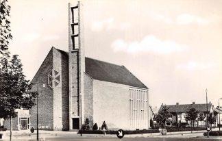 Ansichtkaart Huizen Gereformeerde Kerk 1959 HC2742