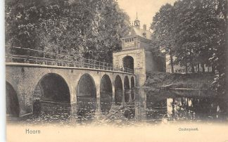 Ansichtkaart Hoorn Oosterpoort 1908 HC2759