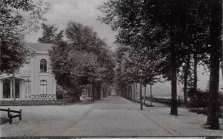 Ansichtkaart Assen Hoofdlaan in het Stadsbosch voor 1906 HC2775