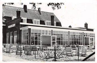 Ansichtkaart Scherpenzeel Hotel Cafe Restaurant Boschzicht 1959 HC2806