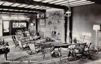 Ansichtkaart Gieten Lounge Hotel Braams HC2829