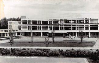 Ansichtkaart Emmeloord Prof. ter Veenlyceum 1962 School HC2848