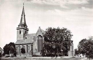 Ansichtkaart Harmelen Ned. Hervormde Kerk 1965 HC2860