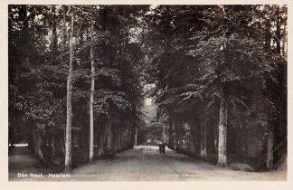Ansichtkaart Haarlem Den Hout 1935 HC2867