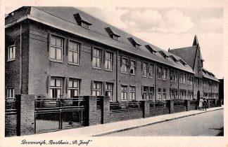 Ansichtkaart Beverwijk Rusthuis St. Josef 1945 HC2879