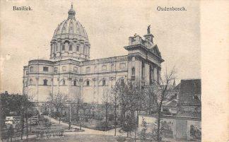 Ansichtkaart Oudenbosch Basiliek 1915 HC2901