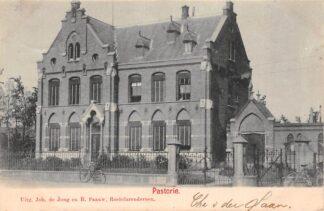 Ansichtkaart Roelofarendsveen Pastorie 1903 HC2990
