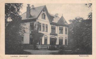 """Ansichtkaart Paterswolde Landhuis """"Noordwijk"""" 1917 HC3038"""