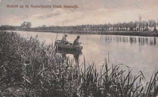 Ansichtkaart Gouda Bodegraafse Straatweg Reeuwijksche Vaart Reeuwijk HC3072