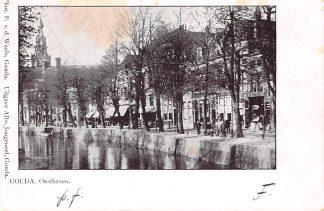 Ansichtkaart Gouda Oosthaven 1902 HC3091