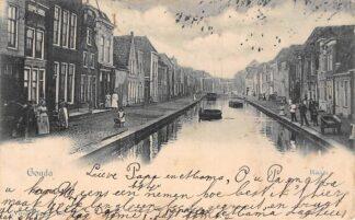 Ansichtkaart Gouda Raam 1902 Vivat 2701 HC3093