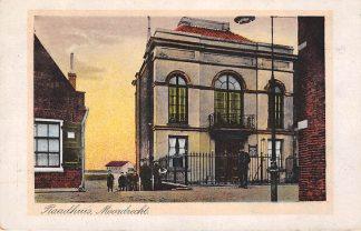 Ansichtkaart Moordrecht Raadhuis HC3104