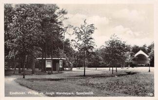 Ansichtkaart Eindhoven Philips de Jongh Wandelpark Speelweide 1936 HC3129
