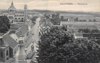 Ansichtkaart Halsteren Panorama HC3134