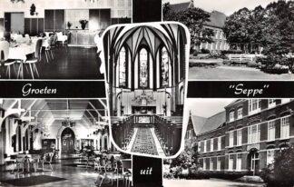 Ansichtkaart Bosschenhoofd Seppe Centrum voor Bezinning en Gesprek Hoeven Oudenbosch HC3147