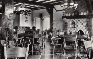 Ansichtkaart Udenhout Restaurant Hotel Bos en Duin Bovenzaal HC3164