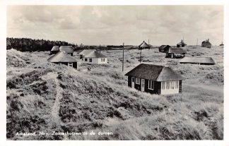 Ansichtkaart Ameland Nes Zomerhuizen in de duinen 1957 HC3212