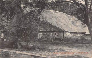 Ansichtkaart Zuidlaren Oude Boerenwoning HC3221