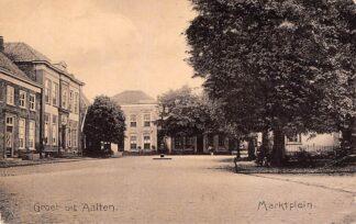 Ansichtkaart Aalten Marktplein 1911 HC3265