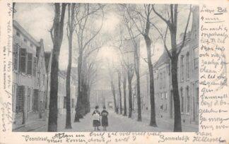 Ansichtkaart Sommelsdijk 1902 Voorstraat HC3270