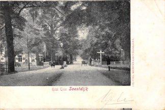 Ansichtkaart Soestdijk Hotel Trier Baarn 1900 HC3272