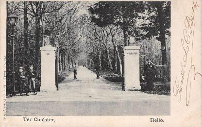 Ansichtkaart Heiloo Ter Coulster 1905 HC3303