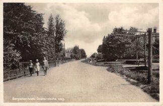 Ansichtkaart Bergschenhoek Oosteindscheweg 1938 HC3313