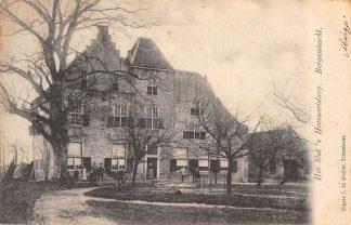 Ansichtkaart Bergambacht Het Slot 's Heraaartsberg Uitg. de Gruijter Schoonhoven HC3314