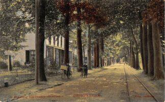 Ansichtkaart Driebergen Straatweg met Pension Gerritsen Tulp HC3338