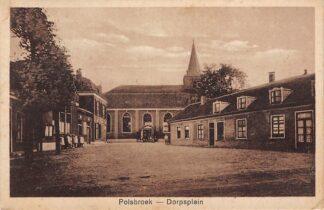 Ansichtkaart Polsbroek Dorpsplein HC3347