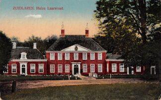 Ansichtkaart Zuidlaren Huize Laarwoud HC3354