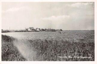 Ansichtkaart Reeuwijk Plas Groot Vogelenzang 1950 HC3362