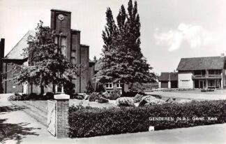 Ansichtkaart Genderen (NB) Gereformeerde Kerk HC3540
