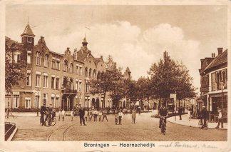Ansichtkaart Groningen Hoornschedijk HC3683