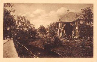 Ansichtkaart Haren aan de Straatweg 1928 HC3804