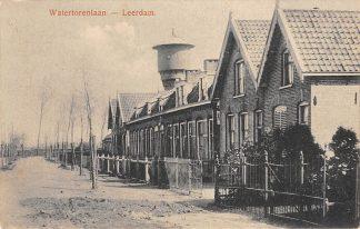 Ansichtkaart Leerdam Watertorenlaan 1915 Watertoren HC3863