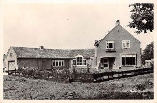 Ansichtkaart Buren (GD) Notarishuis 1956 Betuwe HC3977
