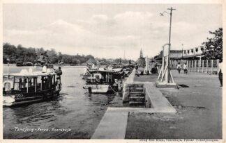 Ansichtkaart Nederlands-Indië Soerabaja Tandjong-Perak Schepen Azië Surabaya HC3989