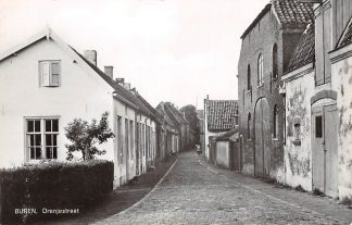 Ansichtkaart Buren (GD) Oranjestraat HC4000