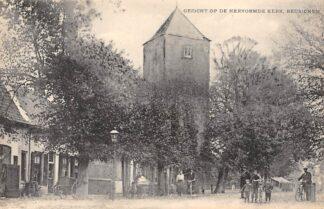 Ansichtkaart Beusichem Gezicht op de Hervormde Kerk Buren (GD) Betuwe HC4001