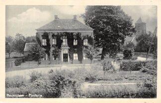 Ansichtkaart Beusichem Pastorie Buren (GD) Betuwe HC4002