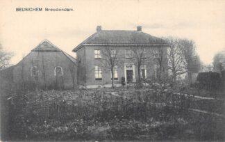 Ansichtkaart Beusichem Breedendam Buren (GD) Betuwe HC4004