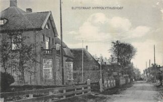Ansichtkaart Hippolytushoef Elftstraat Wieringen HC4015