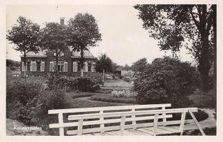 Ansichtkaart Kootsermolen Fotokaart Boerderij Friesland HC4024
