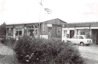 Ansichtkaart Scharendijke Camping Duin en strand 1966 Auto Reclame Breda Bier HC4032