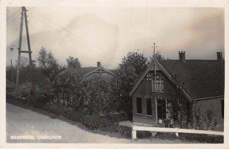 Ansichtkaart Gouderak IJsseldijk met boerderij 1934 HC4128