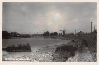 Ansichtkaart Gouderak IJsselgezicht met molen in 1934 HC4131