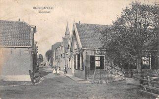 Ansichtkaart Moerkapelle Dorpstraat HC4146